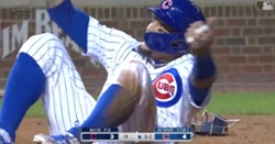 WATCH: 'El Mago' strikes again as Javier Baez goes from first to home on steal