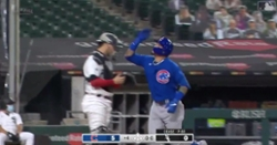 WATCH: Javier Baez wallops mammoth 428-foot moonshot, Cubs' third homer of night