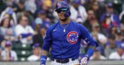 WATCH: Javy Baez smacks homer vs. Cubs