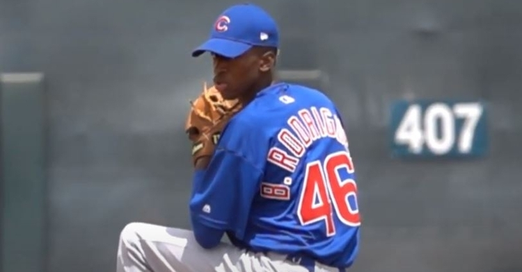 Rodriguez is a solid pitching prospect