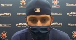 Kris Bryant when asked about his critics: 'I don't give a s—'