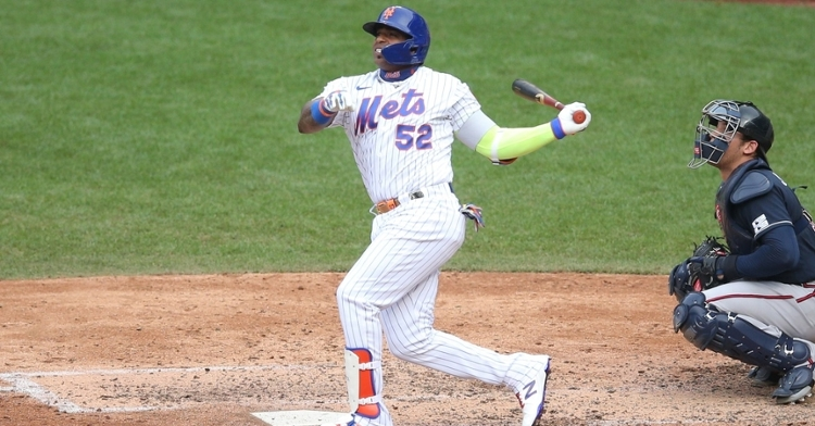 Cespedes is done with baseball in 2020 (Brad Penner - USA Today Sports)