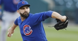 Tyler Chatwood, Jose Quintana return to action in Cubs loss