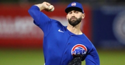 Tyler Chatwood the man to beat for fifth spot in rotation