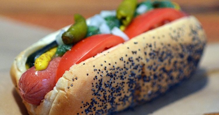 Chicago Dogs are a staple around Wrigley Field
