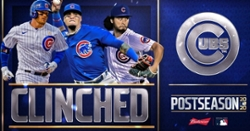 Twitter reacts to Cubs clinching a spot in 2020 playoffs