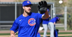 Chicago Cubs release righty pitcher