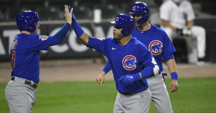The Cubs offense is getting hot at the right time (Quinn Harris - USA Today Sports)