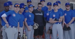 WATCH: Cubs RBI All-Stars visit Spring Training