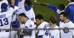 Cubs announce 28-man roster for playoff series against Marlins
