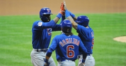 Comeback Cubs: Ninth-inning rally results in Cubs victory over Brewers