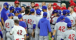 Saturday night fever: Heated Cubs-Reds matchup ends in walkoff fashion