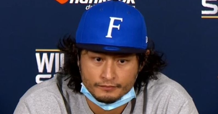 Instead of feeling sorry for himself, the compassionate Yu Darvish was down in the dumps over Jon Lester not having the opportunity to make a postseason start.