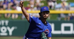 Yu Darvish impressive in loss to Brew Crew