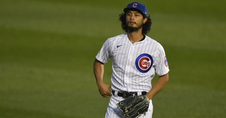 Chicago Cubs starting pitcher Yu Darvish regained his ace status during the 2020 regular season. (Credit: Quinn Harris-USA TODAY Sports)