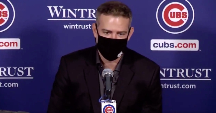 Theo Epstein gave plenty of indications in his end-of-season presser that a busy offseason lies ahead for the Cubs.