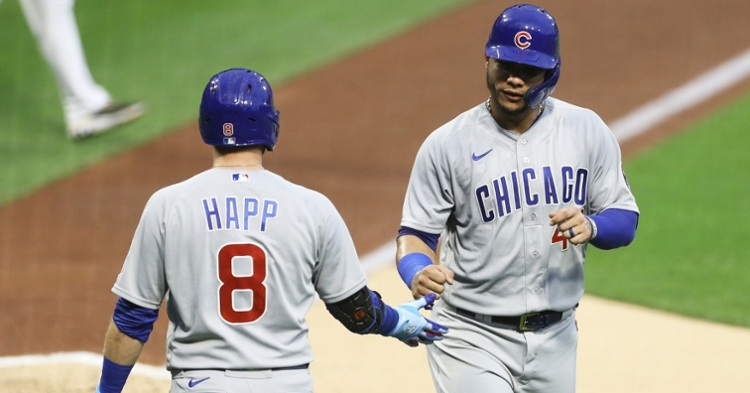 The Cubs are struggling offensively (Charles LeClaire - USA Today Sports)