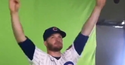 WATCH: Ian Happ with a hilarious impersonation of Kyle Schwarber
