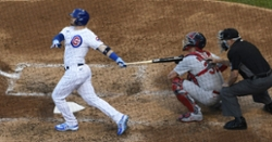 Cubs fall to Cardinals in seven-inning opener of doubleheader