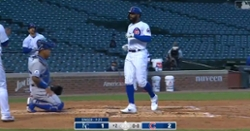 WATCH: Jason Heyward smashes 412-foot bomb for his first homer of season