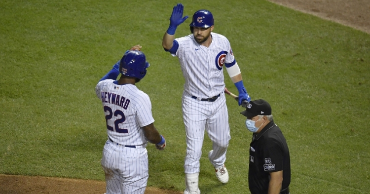 The Cubs must win on Sunday if they are to avoid suffering their first sweep of the season. (Credit: Quinn Harris-USA TODAY Sports)