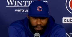 Jason Heyward was worried he had COVID-19