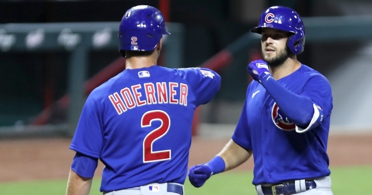 Hoerner and Bote have played well in 2020 (David Kohl - USA Today Sports)