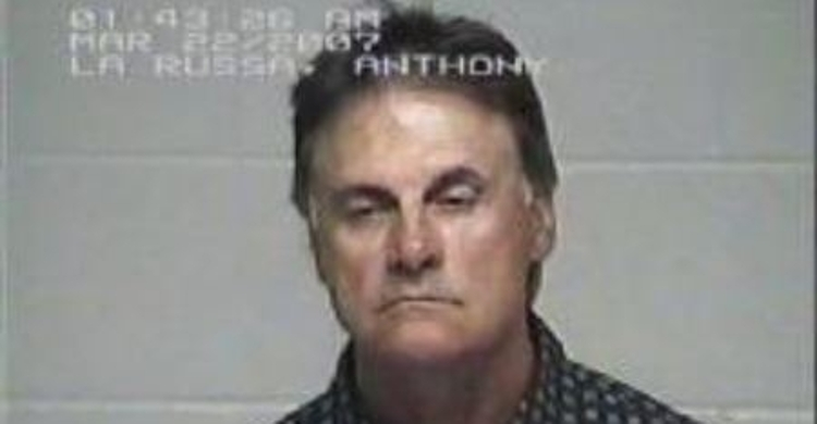 La Russa charged for driving under the influence for the 2nd time (Credit Aldo Soto)