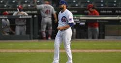 Windy City woes: Cubs drop third straight on windy night in Chicago