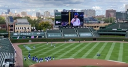 WATCH: Kyle Schwarber narrates touching, yet funny, Jon Lester tribute video