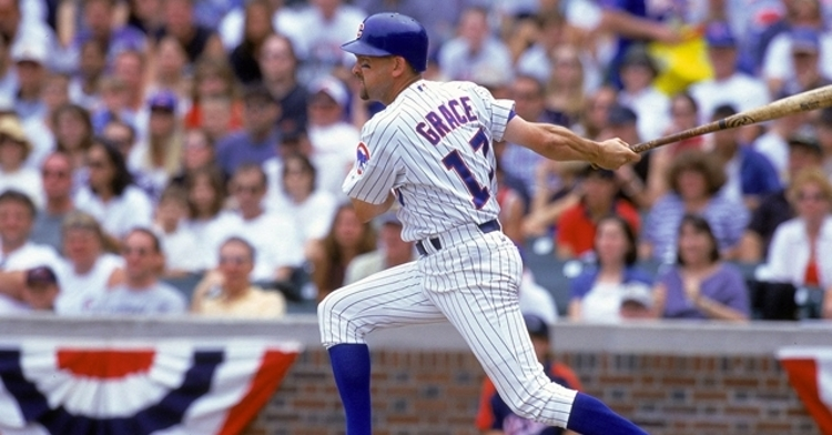 Happy Birthday Mark Grace