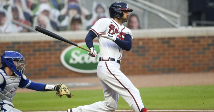 Markakis is a solid veteran outfielder (Brett Davis - USA Today Sports)