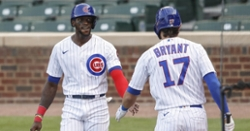 Cubs take care of business on Labor Day, topple Redbirds