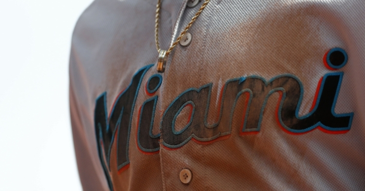 The Marlins have an outbreak of COVID-19 with their team (Aaron Doster - USA Today Sports)