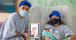 LOOK: Alec Mills, Anthony Rizzo virtually visit with hospital patients