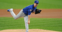 Alec Mills throws first career no-hitter as Cubs shut out Brewers 12-0