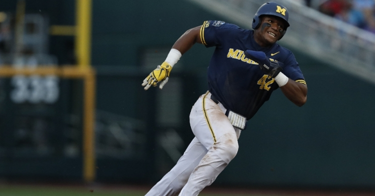 Nwogu is a talented outfield prospect (Bruce Thorson - USA Today Sports)