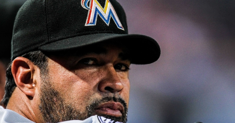 Former Marlins manager and third base coach Ozzie Guillen trolled the Cubs on Instagram. (Daniel Shirey-USA TODAY Sports)