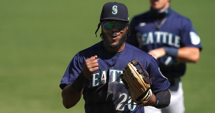 Ervin is a solid outfielder (Darren Yamashita - USA Today Sports