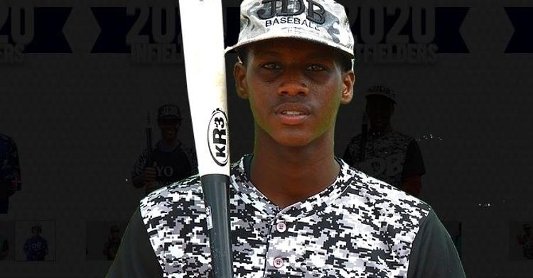 Jhonny Piron is a talented prospect (Photo credit: JDB Baseball)