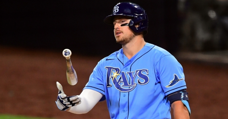 Renfroe has some decent pop in his bat (Jayne Kamin Oncea - USA Today Sports)