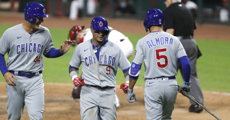 Cubs hope to get on a roll against the Reds (David Kohl - USA Today Sports)