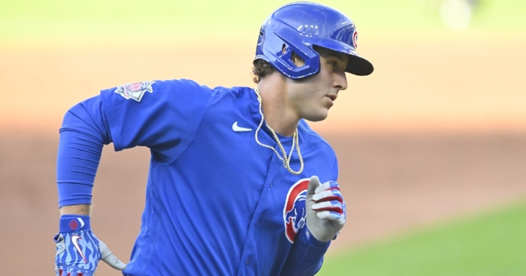 Rizzo excited for the upcoming 2021 season (David Richard - USA Today Sports)