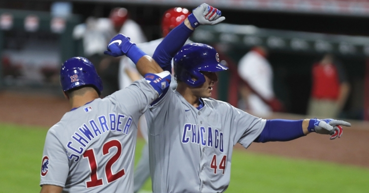 Cubs want to finish strong heading to the postseason (Quinn Harris - USA Today Sports)