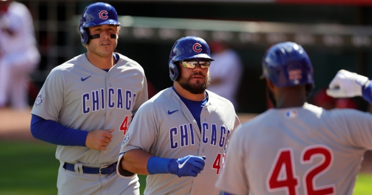 The Cubs had the highest team defensive rating in 2020 (Jim Owens - USA Today Sports)