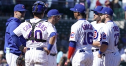 Jon Lester struggles in Cubs' loss to Rockies