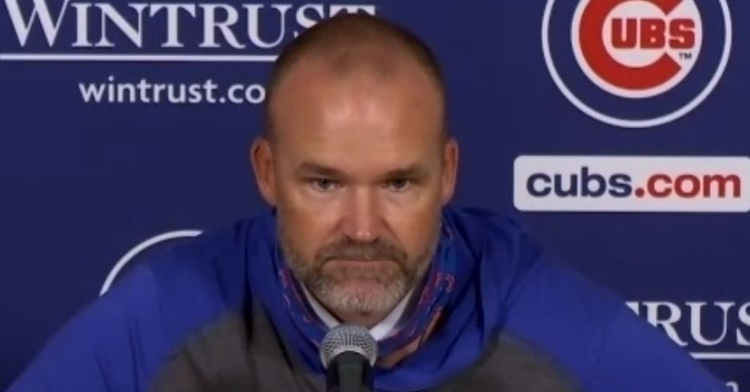Chicago Cubs: Ross updates Ian Happ's injury status