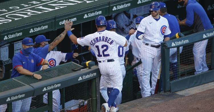Kyle Schwarber is key member of the Cubs (Kamil Krzaczynski - USA Today Sports)