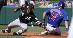 Cubs lose to rival White Sox