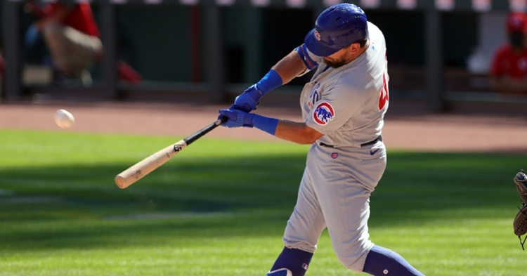 Schwarber has big-time power (Jim Owens - USA Today Sports)